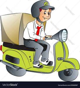 Delivery Executives required for T.Nagar Location