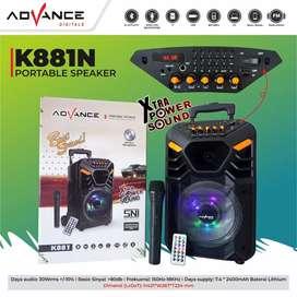 Speaker bluetooth K881N