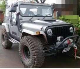 Modified mohindra jeep