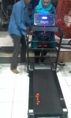 7 kebugaran elektrik treadmill familly suessporty