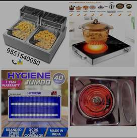 Electric insect killer grill fryer infrared coil induction steel stove