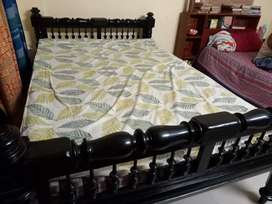 Antique bed in good condition