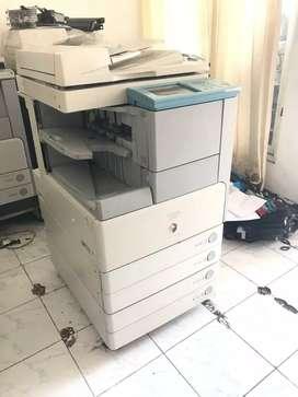 Mesin fotocopy rekondisi untuk usaha