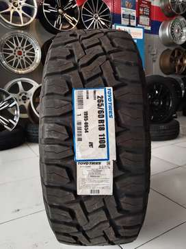 JUAL BAN TOYO OPEN COUNTRY R/T 265/60 R18 EVEREST,NAVARA,PAJERO