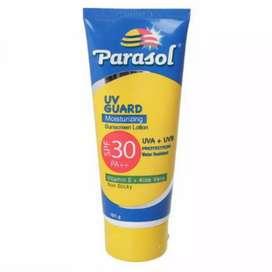 Parasol Sunscreen Lot SPF 30 100G