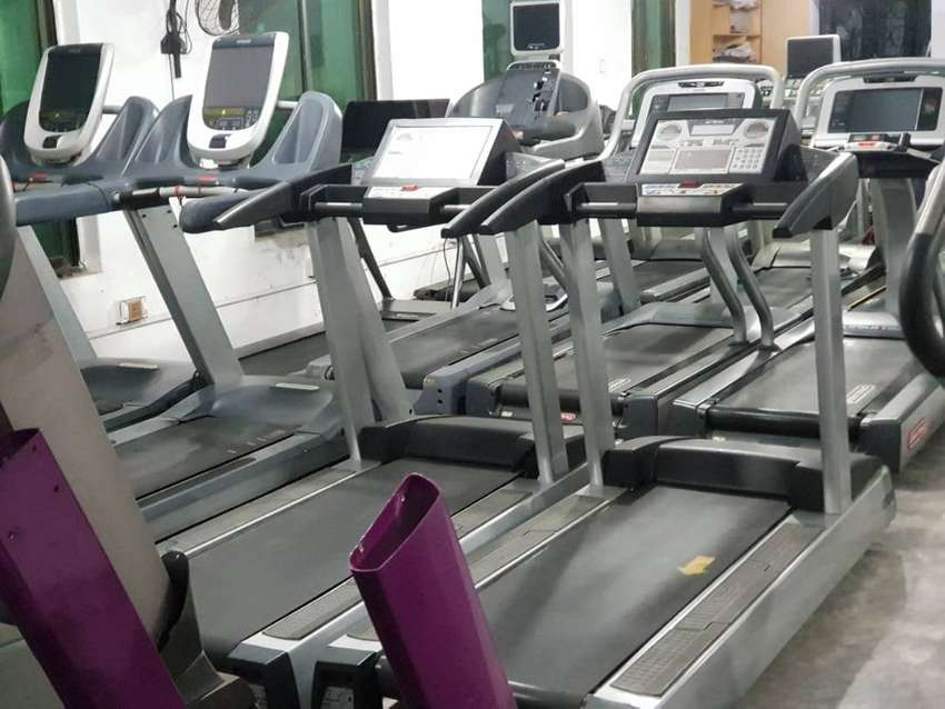 PRECOR BRAND REFURBISHED TREADMILL, ELLIPTICAL, ETC CARDIO