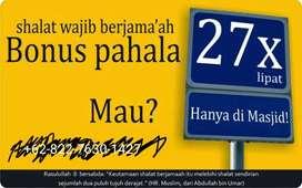 Driver / Supir | In Syaa Allah Amanah