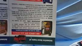 Mobil oil GR8 LUBE IMPORTED UAE