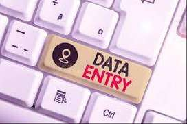 Work From Home Data Entry Projects Earn Handsome Amount