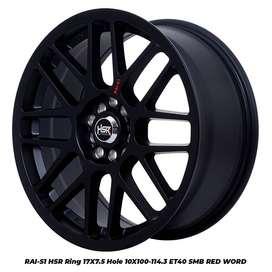 Velg Mobil Sienta HRV Xpander Rush Terios Ring 17