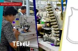 Pabrik Garment Masih Aktif Produksi di Yogyakarta siap di Take Over