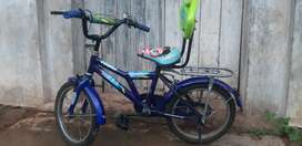 BSA toonz 3 to 5 years old kids cycle 16T