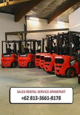 Ready Forklift Hangcha Terbaru Berbagai Kapasitas 2.5 - 10 Ton