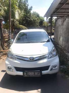 Toyota avanza 2014 G Manual