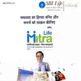 SBI life insurance recruiting Life Mitra for Dwarka branch, New  Delhi