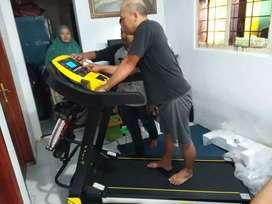 Treadmill elektrik FC-FUJI