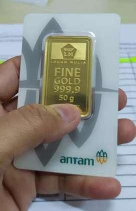 Terima jual emas dan berlian dan logam mulia