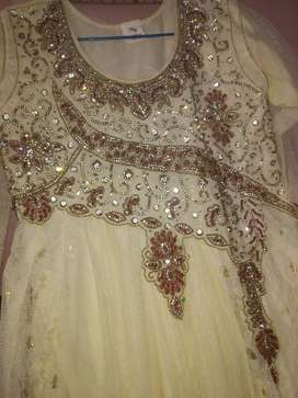 party dress cream color