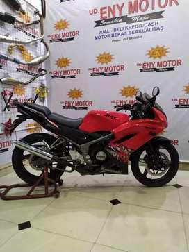 Kawasaki Ninja 150 RR 2013 merah super