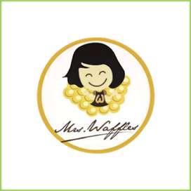 Loker Booth Mrs.Wafffles Pesona Square Depok