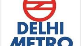 DMRC CONTRACT BASED JOB IN DELHI NCR