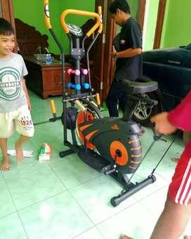 Sepeda super lengkap siap cod