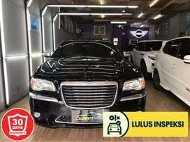 [Lulus Inspeksi] Chrysler 300 C 2013 pmk Automatic Hitam