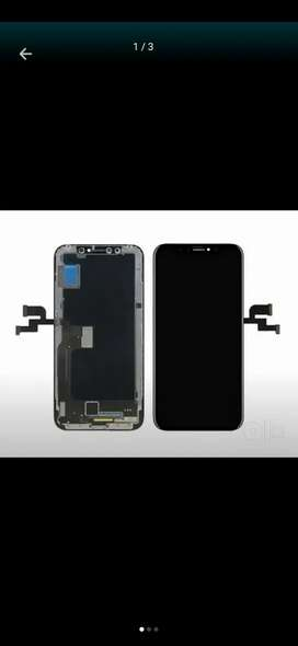 Only iPhone X,XS,XR 6,6S,7 display