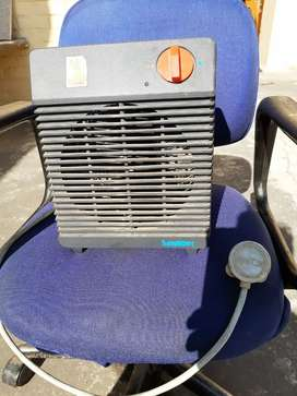 Symphony hot n cold room heater-blower