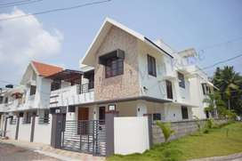 Just 65 Lac! 4cent land+ Villa at affordable price in Powdikonam-TVPM