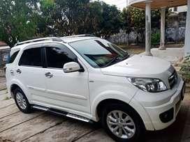 Di jual mobil terios adventure th 2013 Bh Kota madya jambi