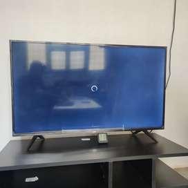 Smart TV VU 1 year old