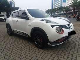 Nissan juke 1.5 revolt A/T putih 2016