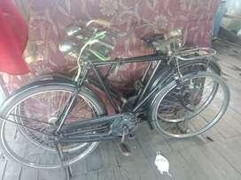 Sepeda Onthel Kuno