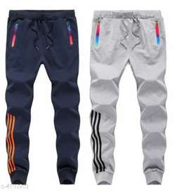 Free home delivery /stylish men's cotton blend track pants
