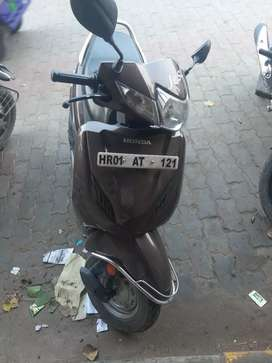 honda activa 2017 model for sale in ambala city