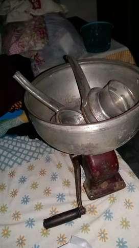 Separator milk machine