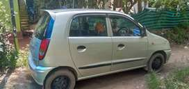 Hyundai Santro 2002 Petrol Good Condition Good tyres All papper clear