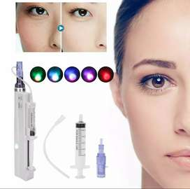 Microneedle Machine Eelctric MTS Acne Removal Hyaluronic Acid