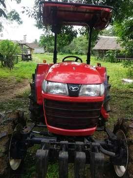 Zonder traktor tractors YANMAR 4x4