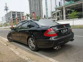 E280 no default best condition full amg