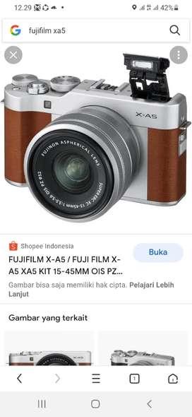 Kamera Fuji film