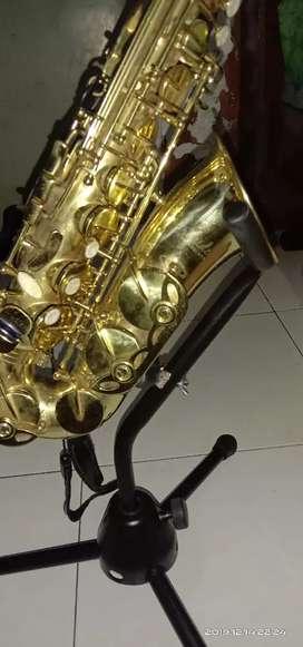 Saxophone alto prelude