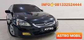 #PROMO KREDIT DP21JT# Honda Accord VTi-L 2003 / 2004 AT Bagus Terawat