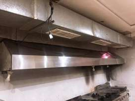 We deal in all kind of , kitchen equipme ,hoods , oven , deep friyers
