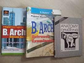 Architecture Books, EXCELLENT Condition