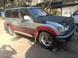 Land cruiser for sale like new