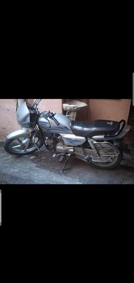 I want to sale my hero bike. I'm second owner