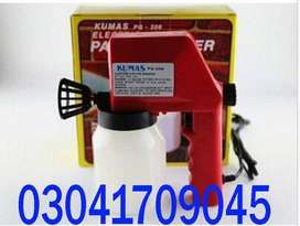 Kumas Paint Machine these hits, human beings need good quality protect