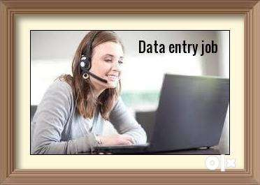Weekly data entry job work on phone offline data entry job work at 1 0
